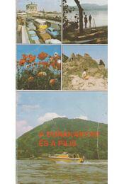 A Dunakanyar és a Pilis - Moldován Tamás - Régikönyvek
