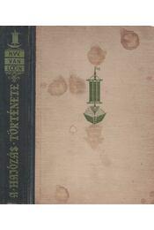 A hajózás története - Van Loon, H. W. - Régikönyvek