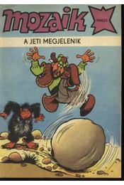 A jeti megjelenik (Mozaik 1986/3.) - Régikönyvek