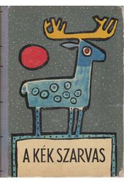 A kék szarvas - Régikönyvek