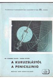 A kuruzslástól a penicillinig - Dr. Scheiber Vilmos, id. Gazda István - Régikönyvek