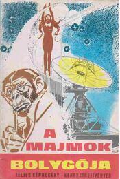 A majmok bolygója - Zórád Ernő, Boulle, Pierre - Régikönyvek