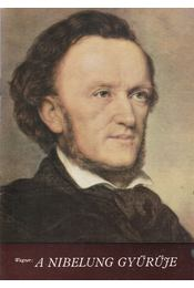 A Nibelung gyűrűje - Richard Wagner, Sólyom György - Régikönyvek