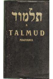 A Talmud magyarul - Régikönyvek