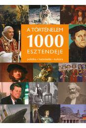 A történelem 1000 esztendeje - Régikönyvek