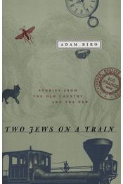 Two Jews on a Train - Adam Biro - Régikönyvek