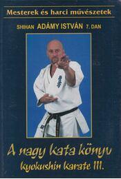 A nagy kata könyv - Adámy István - Régikönyvek