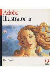 Adobe Illustrator 10 User Guide - Régikönyvek