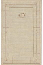 A minden-titkok versei - Ady Endre - Régikönyvek