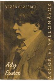 Ady Endre - Vezér Erzsébet - Régikönyvek