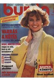 Burda 1991/1. január - Aenne Burda (szerk.) - Régikönyvek