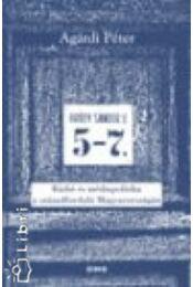 Bródy Sándor utca 5-7. - Rádió- és médiapolitika a századforduló Mo-án - Agárdi Péter - Régikönyvek