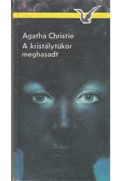 A kristálytükör meghasadt - Agatha Christie - Régikönyvek
