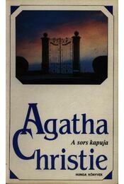 A sors kapuja - Agatha Christie - Régikönyvek