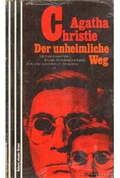 Der unheimliche Weg - Agatha Christie - Régikönyvek