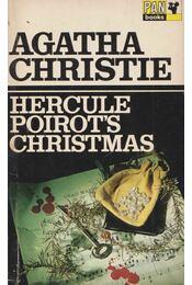 Hercule Poirot's Christmas - Agatha Christie - Régikönyvek