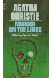 Murder on the Links - Agatha Christie - Régikönyvek