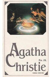 No. 16. - Agatha Christie - Régikönyvek