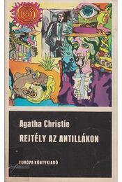 Rejtély az Antillákon - Agatha Christie - Régikönyvek