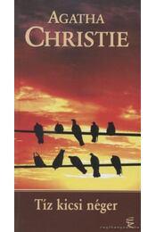 Tíz kicsi néger - Agatha Christie - Régikönyvek