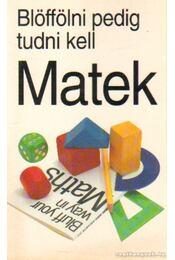 Blöffölni pedig tudni kell - matek - Ainsley, Robert - Régikönyvek