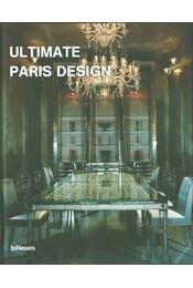 Ultimate Paris Design - Aitana Lleonart - Régikönyvek