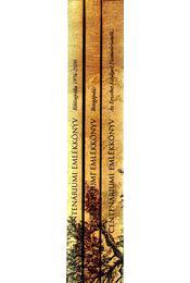 Centenáriumi emlékkönyv 1901-2001 I-III. (dedikált) - Ajkay Zoltán, Böszörményi Nagy György (szerk.), Lengyelné Egyed Julianna (szerk.), Mátyási Erika (szerk.) - Régikönyvek