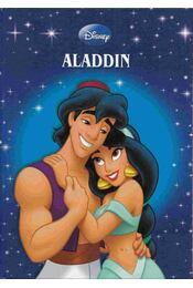 Aladdin - Walt Disney - Régikönyvek