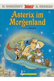 Asterix im Morgenland - ALBERT UDERZO, R. Goscinny - Régikönyvek