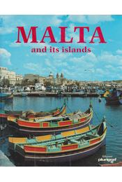 Malta and its islands - Aldo A. Azzopardi - Régikönyvek