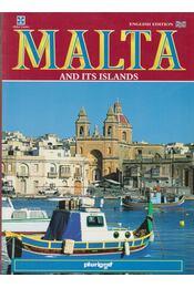 Malta and its islands - Aldo A. Azzopardi - Régikönyvek
