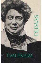 Emlékeim - Alexandre Dumas - Régikönyvek
