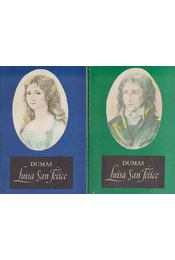 Luisa San Felice I-II. - Alexandre Dumas - Régikönyvek