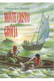 Monte Cristo grófja I-II. kötet - Alexandre Dumas - Régikönyvek