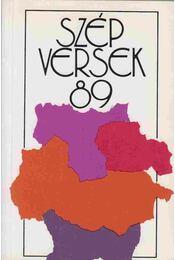Szép versek 1989 - Alföldy Jenő - Régikönyvek