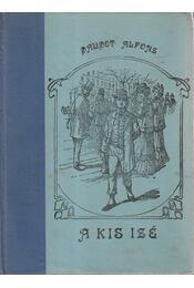 A kis izé - Alfonz, Daudet - Régikönyvek