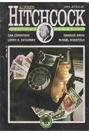 Alfred Hitchcock Mystery magazine 1993. április - Régikönyvek