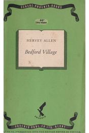 Bedford Village - Allen, Harvey - Régikönyvek