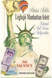 Léghajó Manhattan felett - Almási Miklós - Régikönyvek