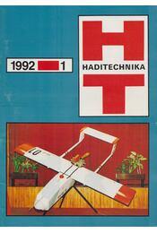 Haditechnika 1992/1. - Amaczi Viktor, Sárhidai Gyula - Régikönyvek