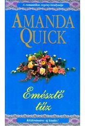 Emésztő tűz - Amanda Quick - Régikönyvek