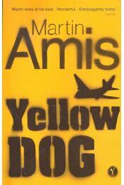 Yellow Dog - Amis, Martin - Régikönyvek