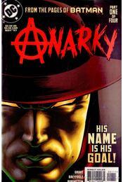 Anarky 1. - Régikönyvek