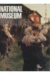 National Museum Stockholm - Anders Zorn - Régikönyvek