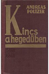 Kincs a hegedűben - Andreas Poltzer - Régikönyvek