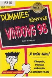 Windows 98 - Andy Rathbone - Régikönyvek