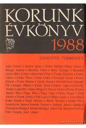 Korunk évkönyv 1988. - Aniszi Kálmán, Kiss János - Régikönyvek