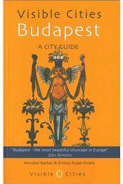 Budapest - Annabel Barber, Emma Roper-Evans - Régikönyvek