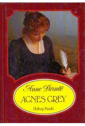 Agnes Grey - Anne Brontë - Régikönyvek