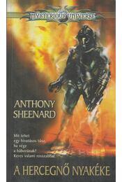 A hercegnő nyakéke - Anthony Sheenard - Régikönyvek
